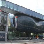 Foto vom Kunsthaus Graz
