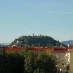 Schlossberg vom Süden
