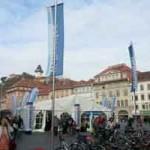 Weltspartag 2013 in Graz