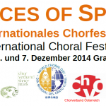 Voices of Spirit – Internationales Chorfestival in Graz