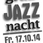 Graz Jazznacht 2014 – Programm & Jazzbus – 17.10.2014 ab 19:00