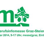 Schul- und Berufsinfomessse in Graz – SBim 2014 – Messe Graz