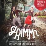 Familien Musical in der Oper Graz – Grimm! – Vorstellungen