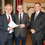 Österreichischer Dermatologen Preis 2014 geht an Dr. Thomas Wiesner