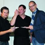 Cookina Graz: Starkoch Bernie Rieder mit Buchpräsentation