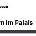 Museum im Palais – Veranstaltungen