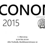 TECONOMY Graz 2015 by IAESTE Graz & TU Graz