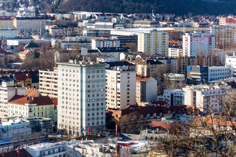 Wohnen in Graz