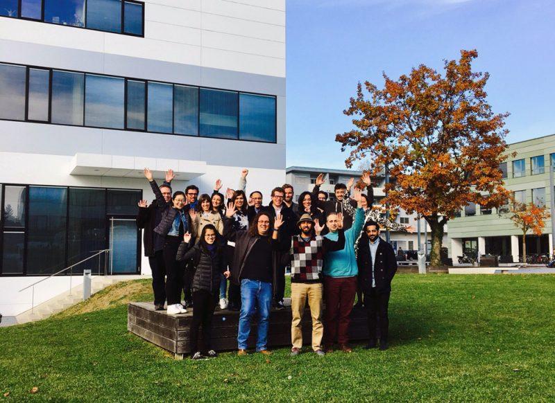 02: Das über 3 Jahre laufende Projekt wird von einem interdisziplinären Projektteam umgesetzt. Neben dem Know-Center aus Graz sind dabei auch Experten aus Spanien, Deutschland, UK und Irland vertreten. Fotocredit: Know-Center