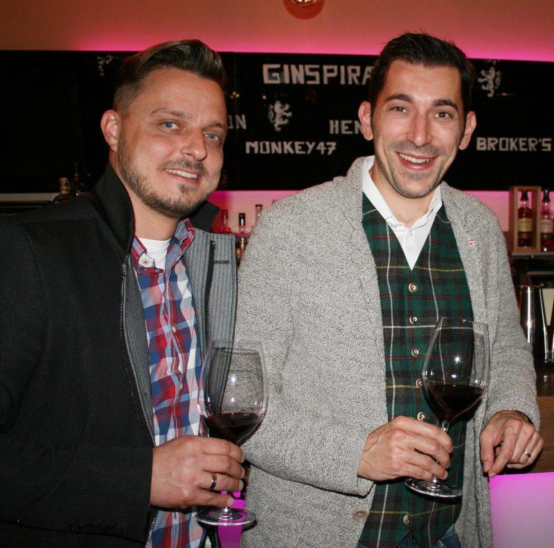 Markus Lientscher, Robert Kogler