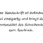 Kalligrafie in Graz