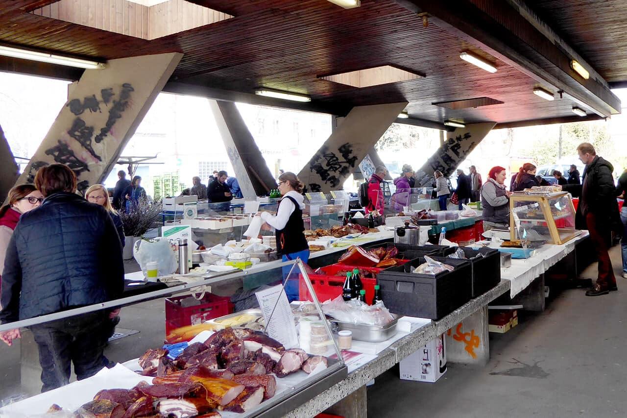 Bauernmarkt Eggenberg
