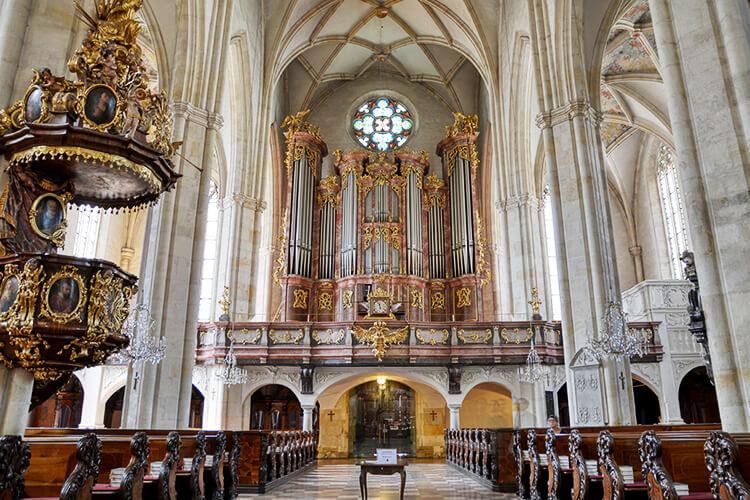 Die Orgel des Grazer Doms