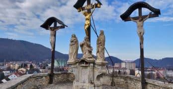Kreuzigungsgruppe am Kalvarienberg Graz