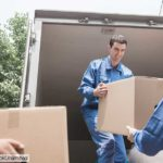 Umzugsunternehmen - Möbelpacker