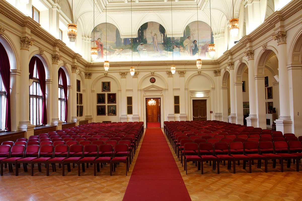Aula der Universität Graz | Foto: Uni Graz/Tzivanopoulos